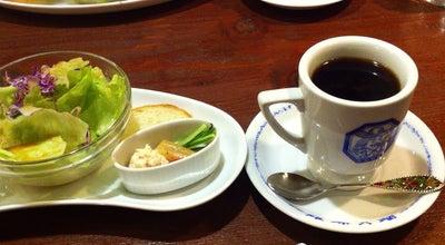 Photo of Cafe 羅布乃瑠沙羅英慕 春日部店 at 八丁目485-1, 春日部市, Japan