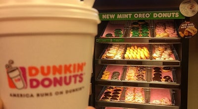 Photo of Coffee Shop Dunkin' Donuts at 8514 Bay Pkwy, Brooklyn, NY 11214, United States