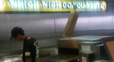 Photo of Sandwich Place Which Wich? Superior Sandwiches at 2041 Highway 287 N, Mansfield, TX 76063, United States