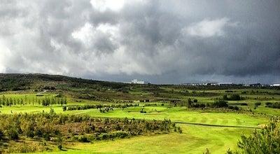 Photo of Golf Course Golfklúbbur Reykjavíkur, Grafarholt at Grafarholtsvegur, Reykjavík 113, Iceland