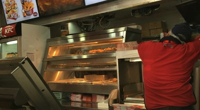 Photo of American Restaurant KFC Al-Mangaf at Kuwait