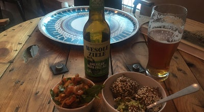 Photo of Vegetarian / Vegan Restaurant Hummusland at Poland