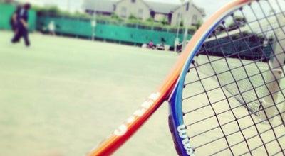 Photo of Tennis Court コープこうべ 芦屋シーサイドテニス at 潮見町31-3, 芦屋市, Japan