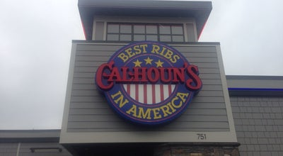 Photo of BBQ Joint Calhoun's Maryville at 751 Watkins Rd, Maryville, TN 37801, United States