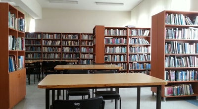 Photo of Library Edirne İl Halk Kütüphanesi at 1. Murat Mah. Cumartesi Pazarı Yanı, Edirne 22030, Turkey