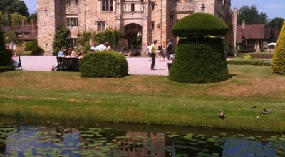 Photo of Castle Hever Castle at Hever, Edenbridge TN8 7NG, United Kingdom