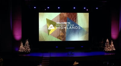 Photo of Church Church of the Highlands - Montgomery Campus at 201 Tallapoosa St, Montgomery, AL 36104, United States