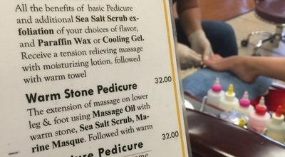 Photo of Nail Salon Nails & Spa at 4504 Hampton Ave., St Louis, MO 63109, United States