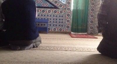 Photo of Mosque Hz.Ebubekir Mescidi at Anamur, Turkey