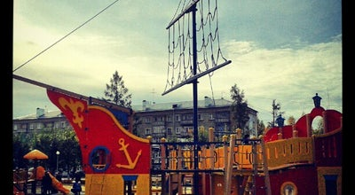 Photo of Playground Детская Площадка На Томских Товарах at Возле Факела, Томск, Russia