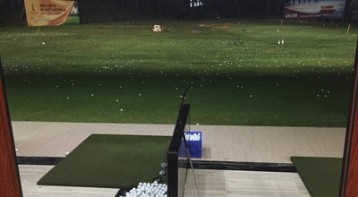 Photo of Golf Course 香蜜湖高尔夫球练习场 Xiangmihu Golf Driving Range at 福田区深南大道西段, Shenzhen, Gu, China