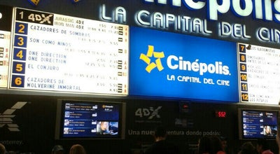 Photo of Movie Theater Cinépolis at Av. Insurgentes 2500, Monterrey 64640, Mexico