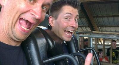 Photo of Theme Park The Dragon Ride at Adventureland Park, Altoona, IA 50009, United States