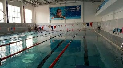 "Photo of Pool Бассейн УлГПУ ""Буревестник"" at Б-р Пластова, Ульяновск 432063, Russia"
