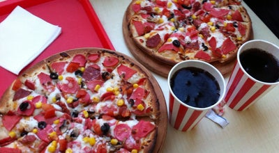 Photo of Italian Restaurant Körfez / Domino's Pizza at Tuğrul Caddesi Güney Mahallesi, Körfez, Turkey