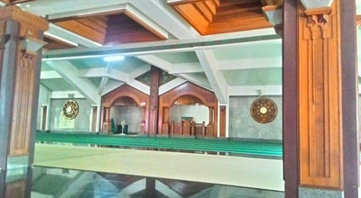 Photo of Mosque Masjid Jami' Baitul Faizin Pemda Bogor at Jl. Tegar Beriman, Bogor, Indonesia