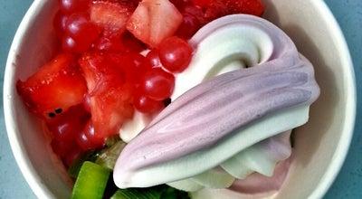 Photo of Frozen Yogurt Menchie's at 3030 Watson Blvd, Warner Robins, GA 31093, United States