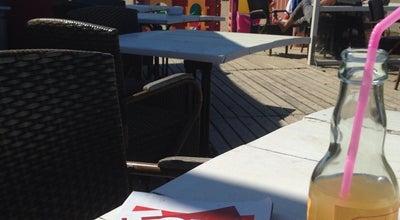 Photo of Beach Bar Fonk Beach at Strandweg 2, Scheveningen 2586 JK, Netherlands