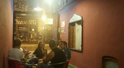 Photo of Beer Garden Grund Cafe at Széchenyi Utca, Miskolc, Hungary
