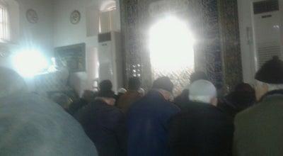 Photo of Mosque HACI YUSUF CAMii MEVKiSi at Turkey