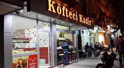 Photo of Diner Köfteci Kadir at Dilşeker Mah. Seyfettinbey Cd. 84/c - B, MANİSA 45010, Turkey