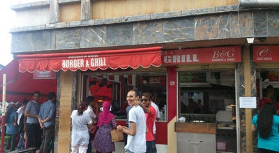 Photo of Burger Joint Elizabeth Burger & Grill at A. R. Mohammad St, Port Louis, Mauritius