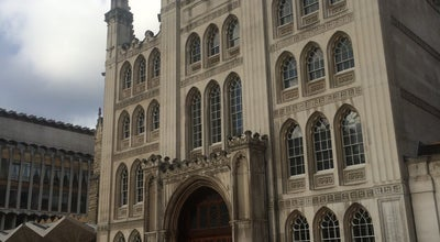 Photo of Building The Livery Hall - Guildhall at Basinghall St, City of London EC2, United Kingdom