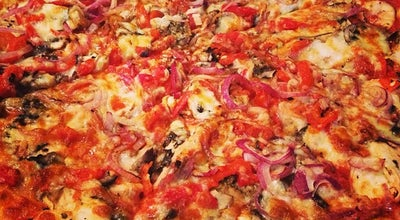 Photo of Pizza Place SliCE at 1740 Sansom St, Philadelphia, PA 19103, United States