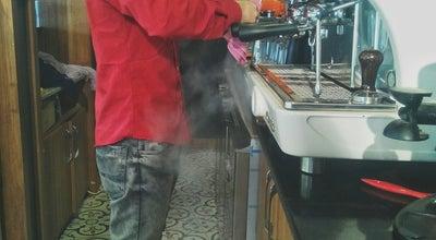 Photo of Cafe Kahve Deryası at Çınarlı Cd No 120, Salihli, Turkey