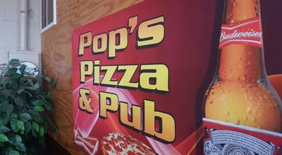 Photo of Pizza Place Pop's Pizza & Pub at 803 W Main St, Hendersonville, TN 37075, United States