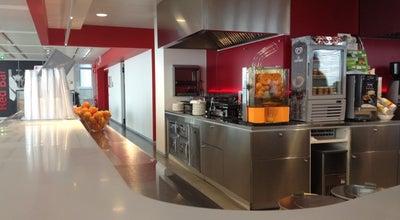 Photo of Cafe Red Bar Vodafone Village at Via Lorenteggio 240, Milano 20147, Italy