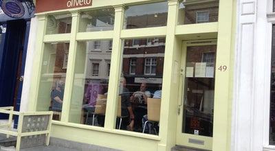 Photo of Italian Restaurant Oliveto at 49 Elizabeth Street, London SW1W 9PP, United Kingdom