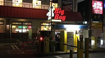 Photo of Steakhouse ビッグボーイ 栃木駅北店 at 境町10, 栃木市 328-0043, Japan