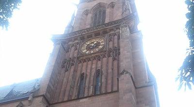 Photo of Church St. Bernhard at Bernhardstr. 3, Karlsruhe 76131, Germany