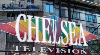Photo of General Entertainment Chelsea Television Studios at 221 W 26th St, New York, NY 10001, United States