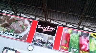 Photo of Indonesian Restaurant Iga-Iga Bakso Lubuk Pakam at Jalan Siantar No. 33, Pagar Marbau, Indonesia
