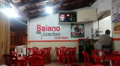 Photo of Burger Joint Baiano at Rua Marechal Deodoro, Itaúna, Brazil