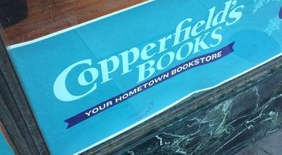 Photo of Bookstore Copperfield's Books at 176 N Main St, Sebastopol, CA 95472, United States