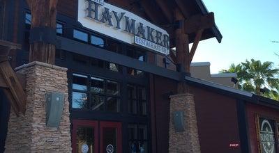 Photo of American Restaurant Haymaker at 1800 N Litchfield Rd, Goodyear, AZ 85395, United States