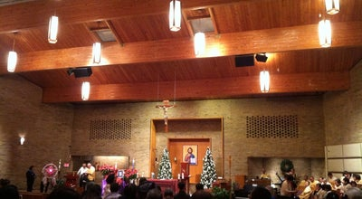 Photo of Church Divine Savior Catholic Church at 6700 Main St, Downers Grove, IL 60516, United States