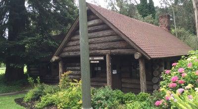Photo of Park Pioneer Log Cabin at 2 Stow Lake Dr, San Francisco, CA 94118, United States