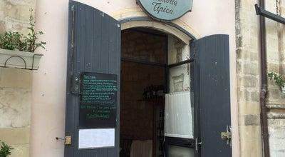 Photo of Italian Restaurant Ristorante Ai Lumi at Via Xxv Aprile, 16, Ragusa Ibla 97100, Italy