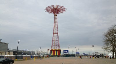 Photo of Monument / Landmark Parachute Jump at 1601-1899 Boardwalk W, Brooklyn, NY 11224, United States