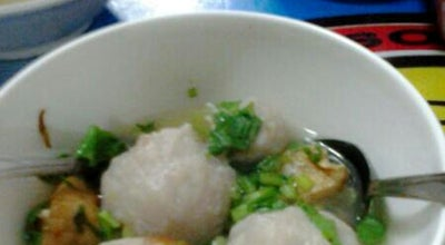 Photo of BBQ Joint Bakso Celeng 100% Haram at Jalan A. Yani 178 Singaraja, Buleleng, Indonesia