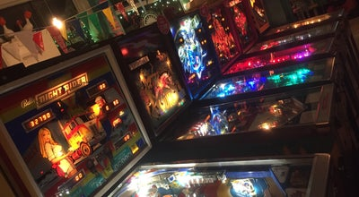 Photo of Arcade Superelectric Pinball Parlor at 6500 Detroit Ave, Cleveland, OH 44102, United States