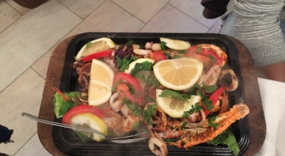 Photo of Italian Restaurant La Medusa at Via Santa Teresa, 23, Siracusa, Сицилия 96100, Italy