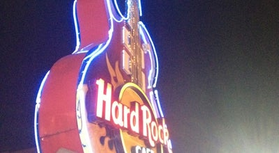 Photo of American Restaurant Hard Rock Cafe Bogota at Calle 81 No. 13-08 Local 011, Bogotá, Colombia