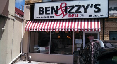 Photo of Deli / Bodega Ben & Izzy's Deli at 3513 Bathurst St., Toronto, ON M6A 2C5, Canada