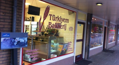 Photo of Bakery Türkiyem Bakkerij at Italiëlaan 157a 2034 BZ, Netherlands