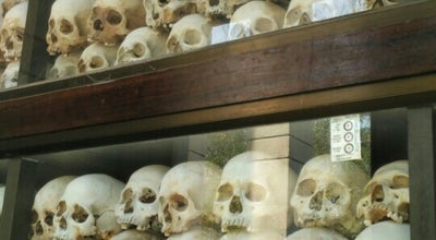 Photo of Military Base The Killing Fields at Cambodia
